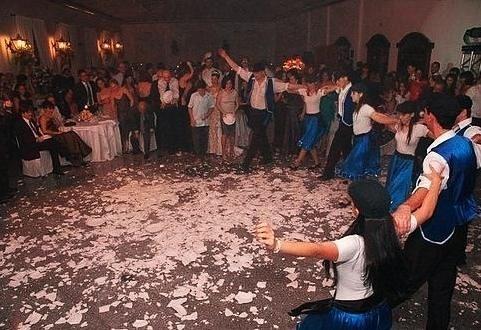 festa na Grécia