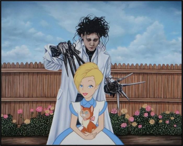 Alice-e-edward-mãos-de-tesoura