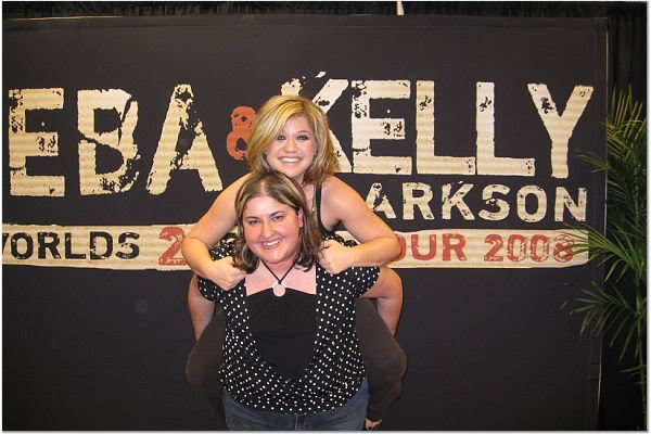Meet and Greet: Avril Lavigne x Kelly Clarkson